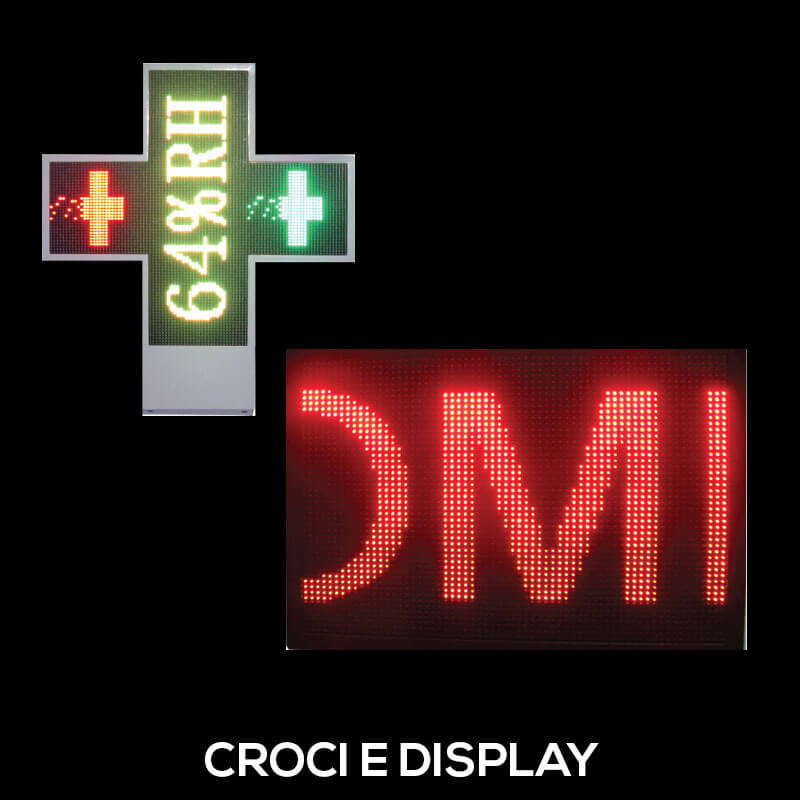 Croci e Display
