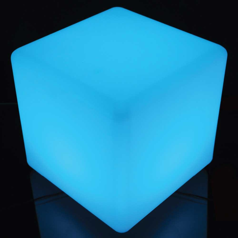 Cubo luminoso RGB